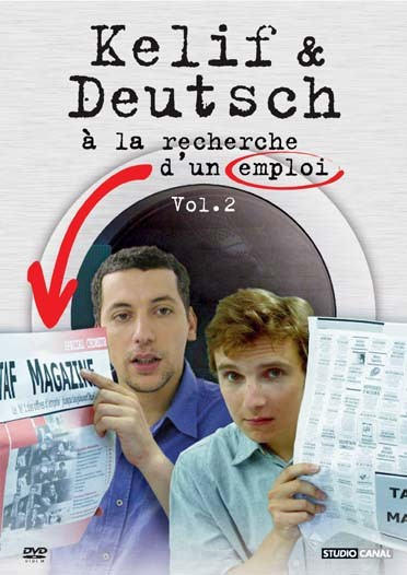 Kélif et Deutsch : A la recherche d'un emploi, vol.2