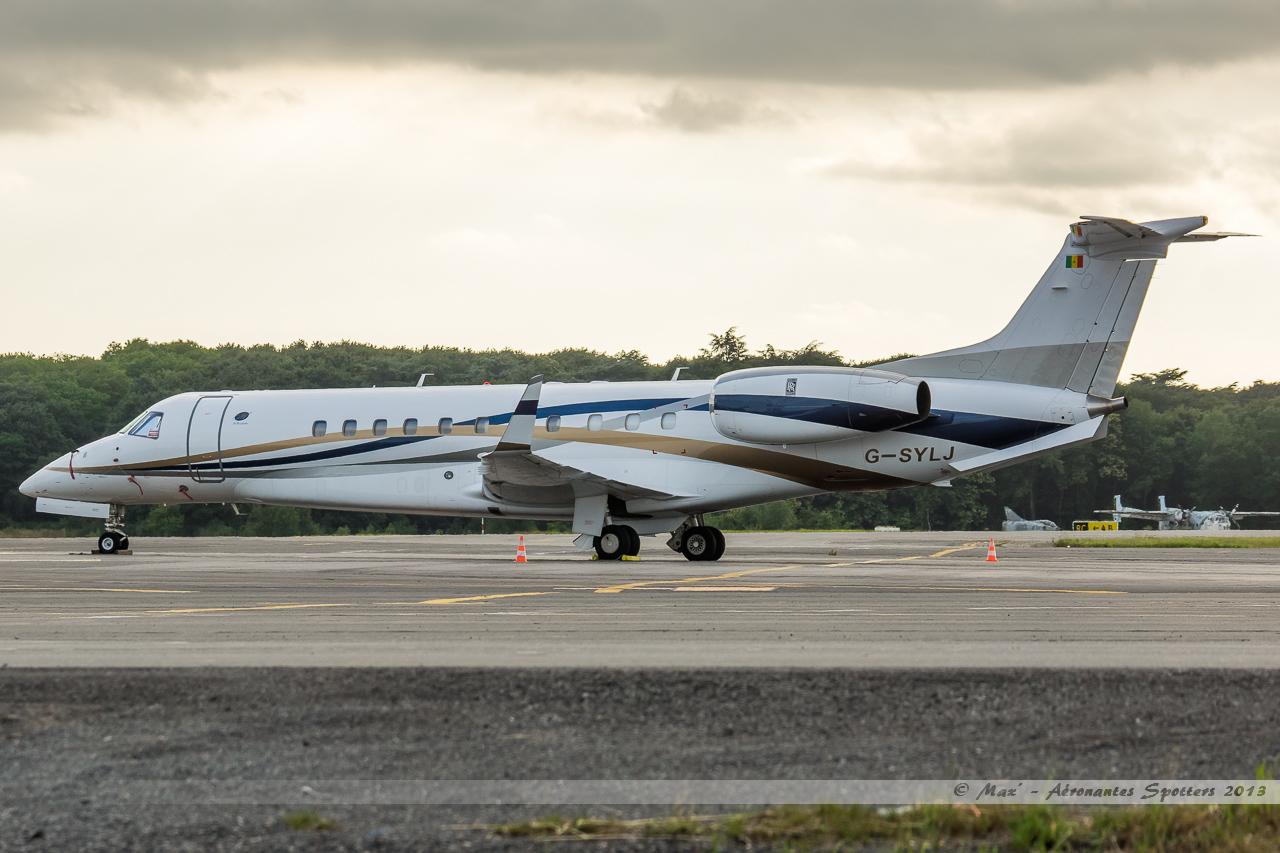 [03/07/2013]  Embraer ERJ-135BJ Legacy (G-SYLJ) TAG Aviation UK 13070402270916463311350761