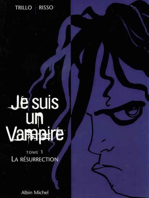 Je suis un vampire 04 Tomes
