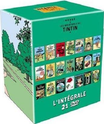 Les aventures de Tintin - Integrale DVDRIP
