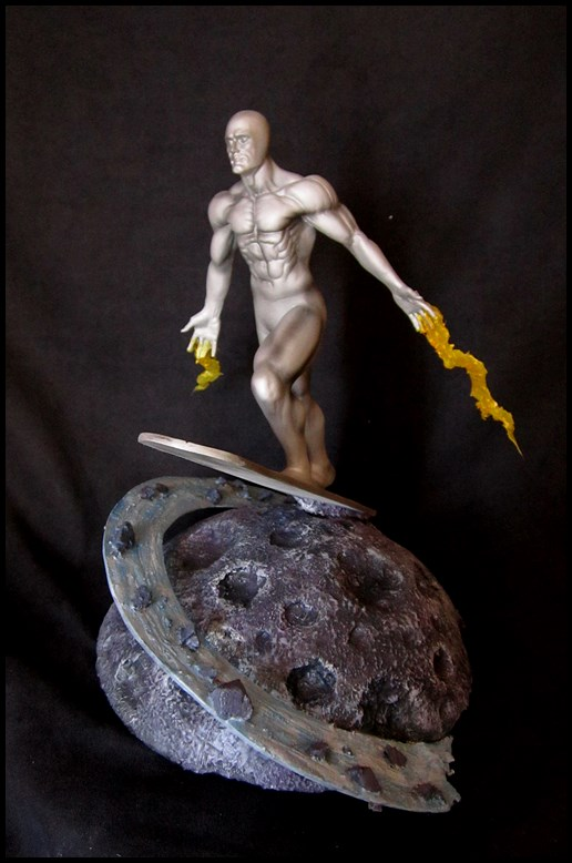 Silver surfer conversion  13070707340916083611360500