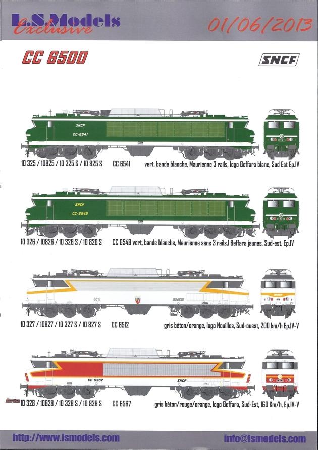 CC 6500 LS Models La riposte 1307080613538789711362691