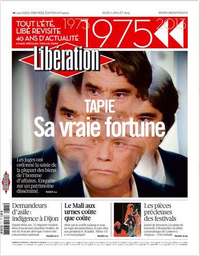 Libération Jeudi 11 juillet 2013