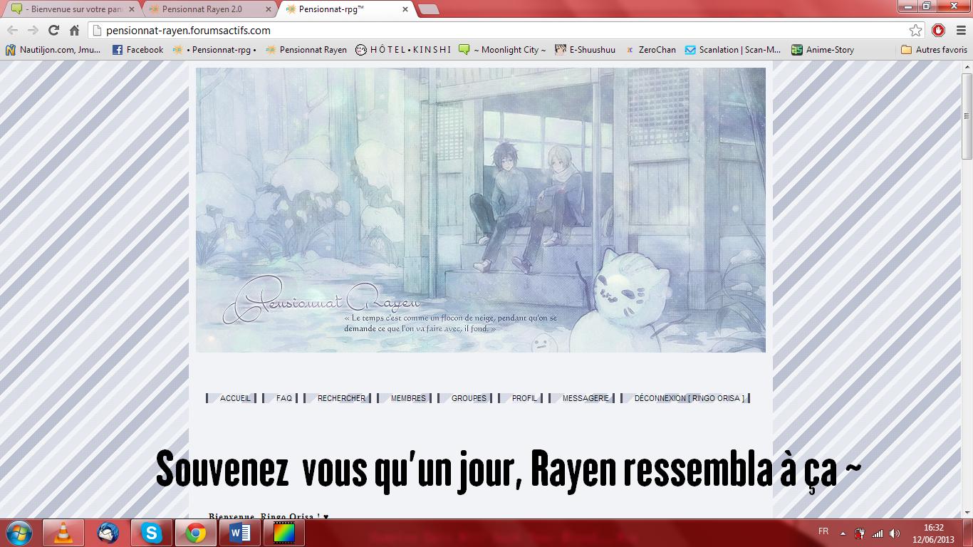 The Rayen Time | Edition de Juillet 2013 [01] 13071101091111828211370102