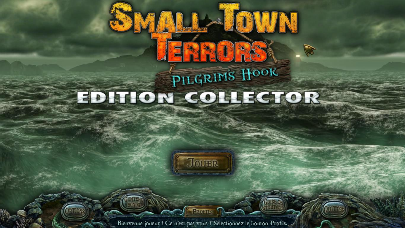 [Multi] Small Town Terrors: Pilgrim's Hook Edition Collector [fr]