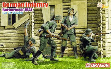 Barbarossa 1941 [Dragon, 1/35] 13071309145516591211376862