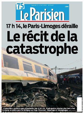 Le Parisien Samedi 13 Juillet 2013