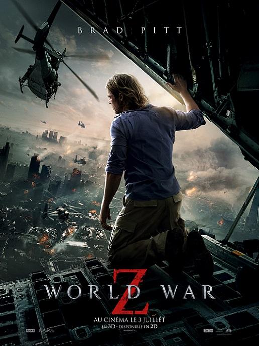 WORLD WAR Z : LA CRITIQUE dans Cinéma 13071407070315263611379362