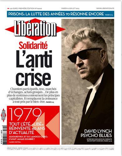 Libération Mardi 16 juillet 2013