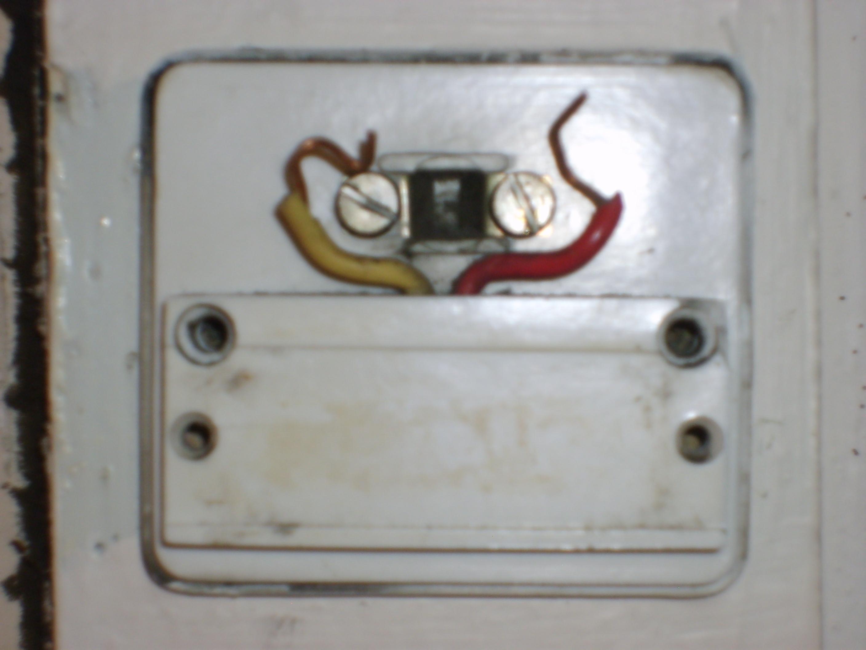 Sonnette de porte palier - Sonnette mecanique de porte ...