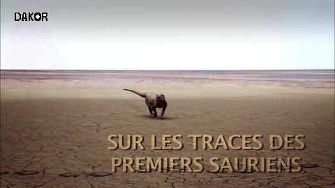 Sur les traces des premiers sauriens