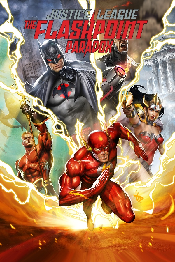 Justice League: The Flashpoint Paradox |FRENCH| [BRRip]