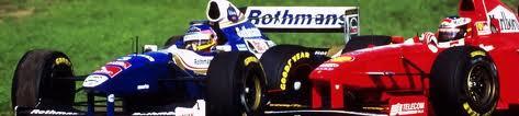 Villeneuve vs Schumacher