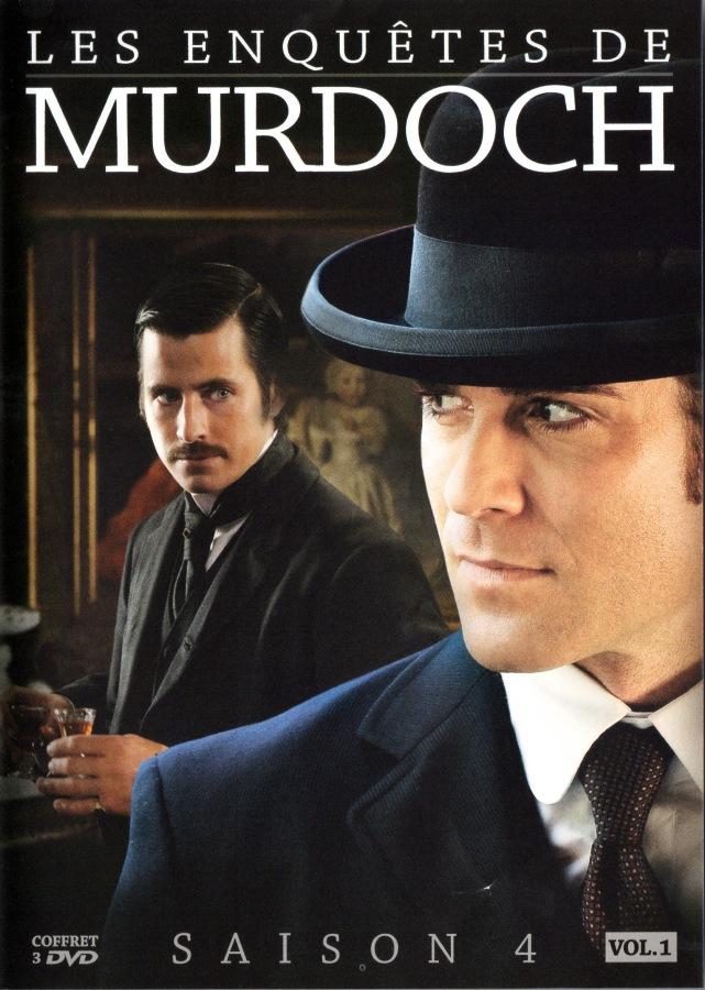 Les Enquêtes de Murdoch - Saison 04 |FRENCH| [HDTV]