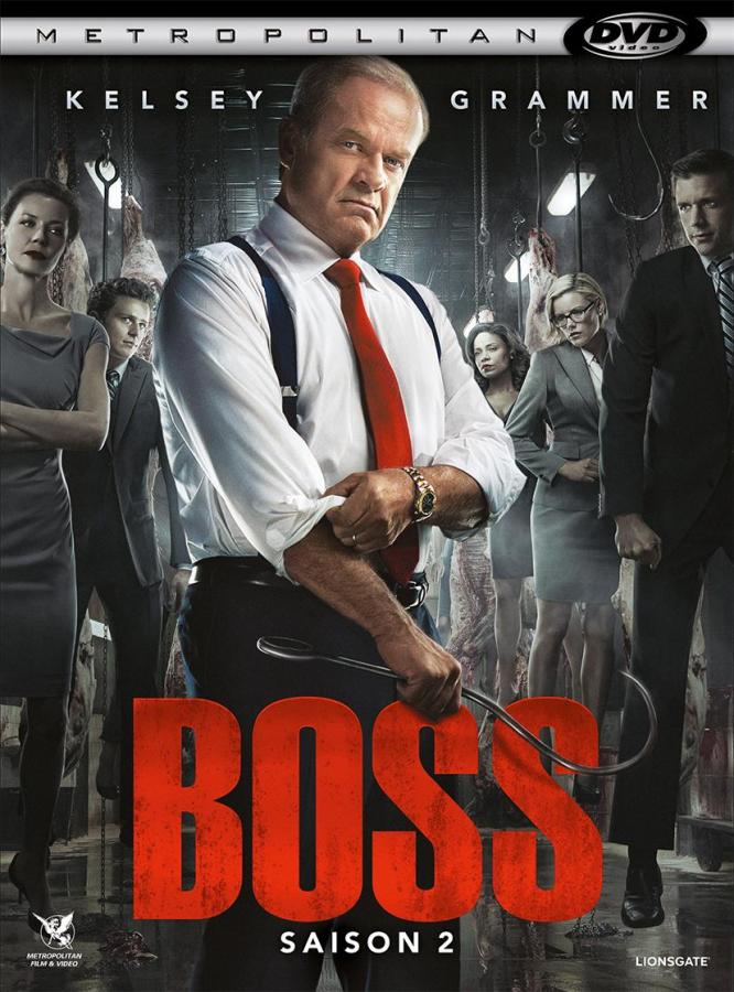 Boss - Saison 2 |FRENCH| [BDRip] [Complete]