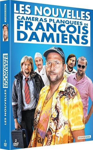 Les nouvelles caméras planquées de François Damiens - Vol 2 (2CD + BONUS)