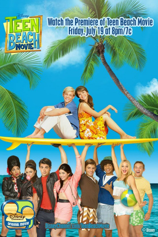 Teen Beach Movie |FRENCH| [DVDRiP]