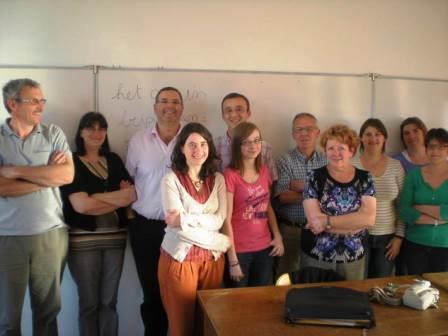 Het Nederlands leren met Yser Houck & het KFV 13072802435414196111417842