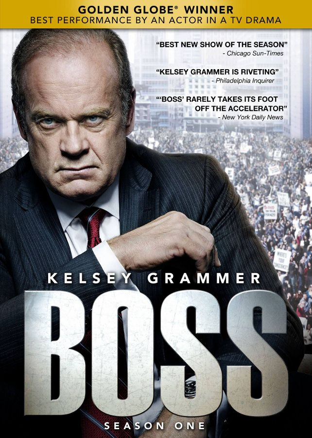 Boss - Saison 1 |FRENCH| [BDRip] [Complete]