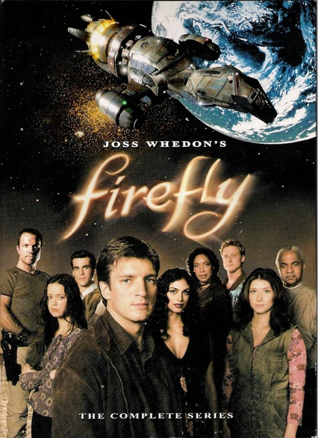 Firefly - Saison 01 |FRENCH| [DVDRiP] [Complete]