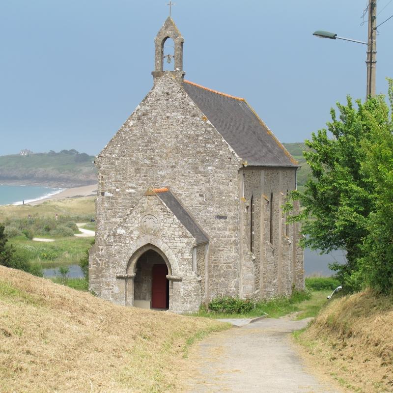 L'Anse du Verger et Notre Dame du Verger 1307290343018300611420900