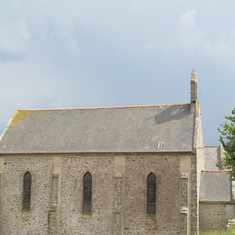 L'Anse du Verger et Notre Dame du Verger 1307290343298300611420905