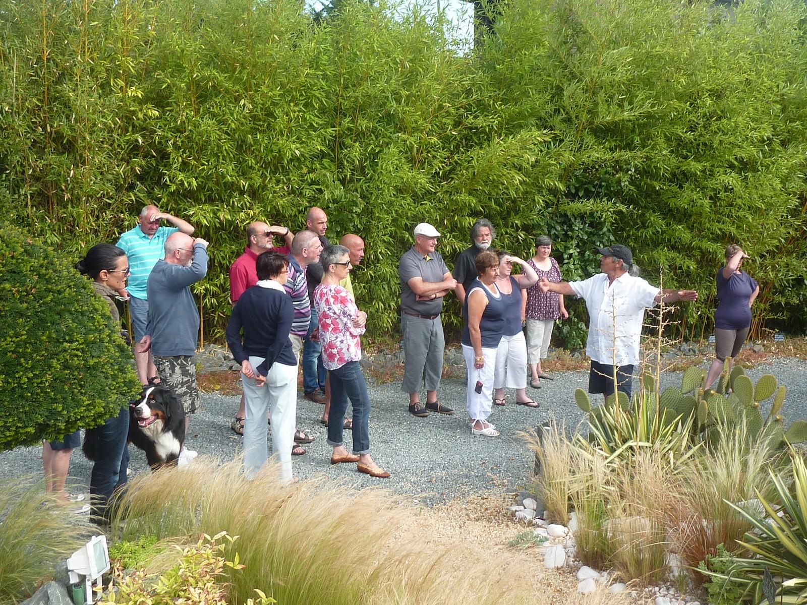 Bienvenue sur le site du club panhard et levassor france for Visite de jardins en france