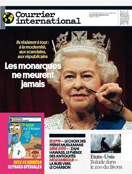 Courrier International N°1187 1188 du 01 au 21 août 2013