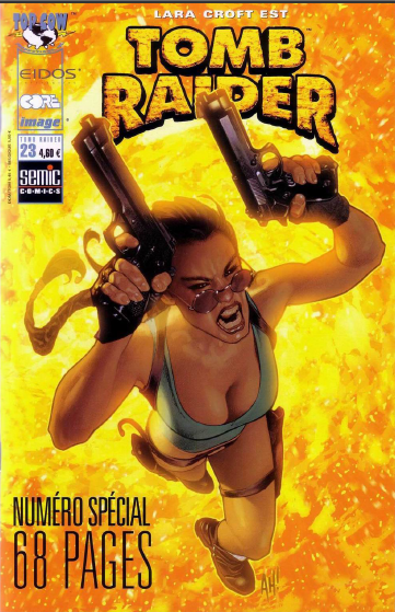 Tomb Raider 38 Volumes PDF [Liens Direct]