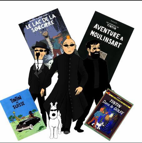 Tintin Parodies 16 Volumes Pdf