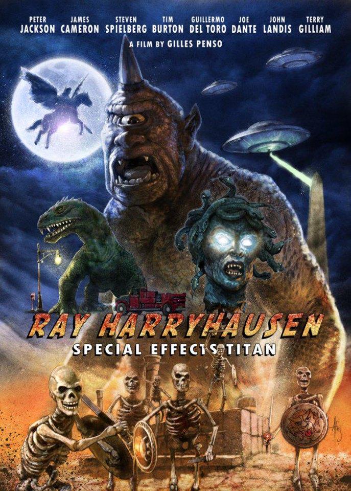 Ray Harryhausen - Le Titan des effets spéciaux  VOSTFR  [DVDRiP]