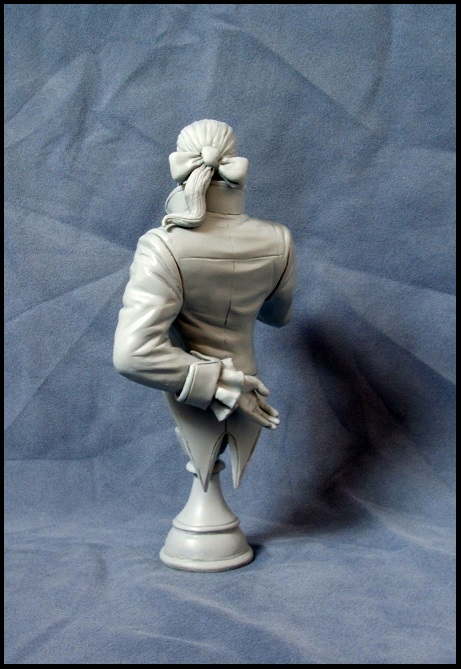 Buste de Sebastian shaw / le roi Noir 13080308540116083611435868