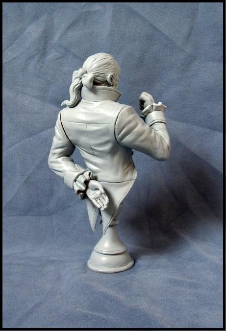 Buste de Sebastian shaw / le roi Noir 13080308540116083611435869
