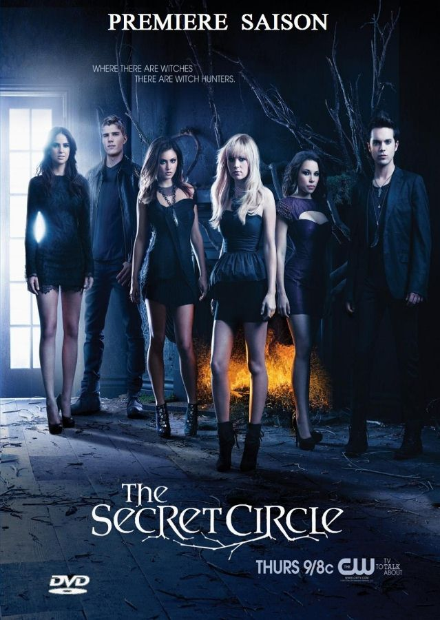 Le Cercle Secret - Saison 1 |FRENCH| [HDTV] [Complete]