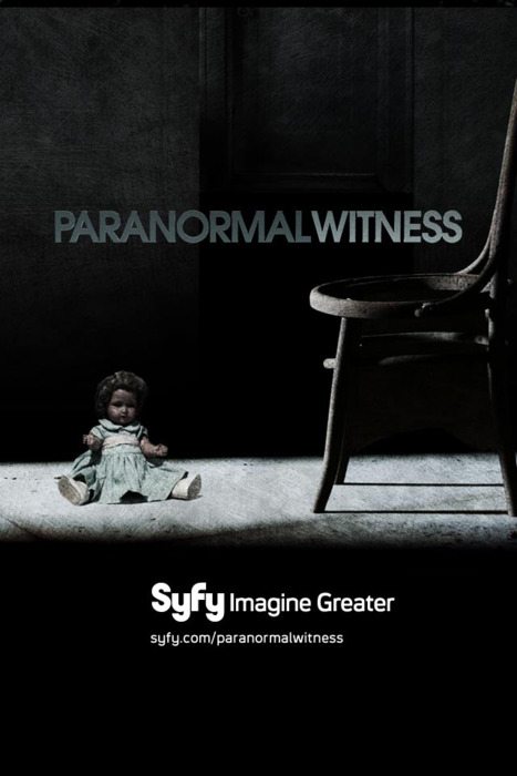 Paranormal Witness - Saison 1 | HDTV | FRENCH | Complete