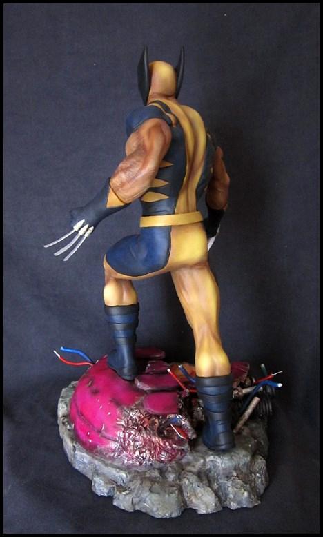 Wolverine 1/4 statue by nimajneb 13080702321516083611445290