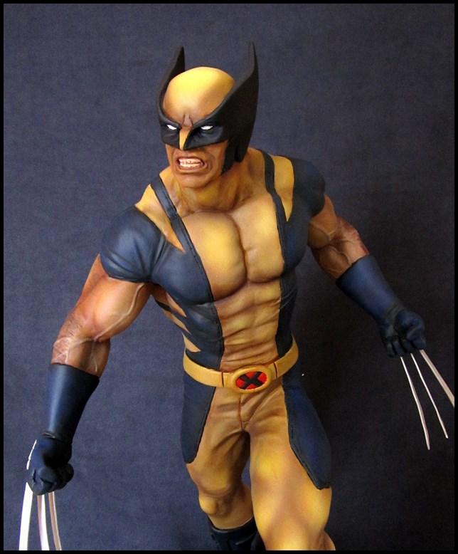Wolverine 1/4 statue by nimajneb 13080702321516083611445291