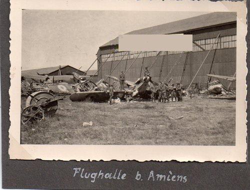 Aerodrome Amiens juin 1940 retravaillé