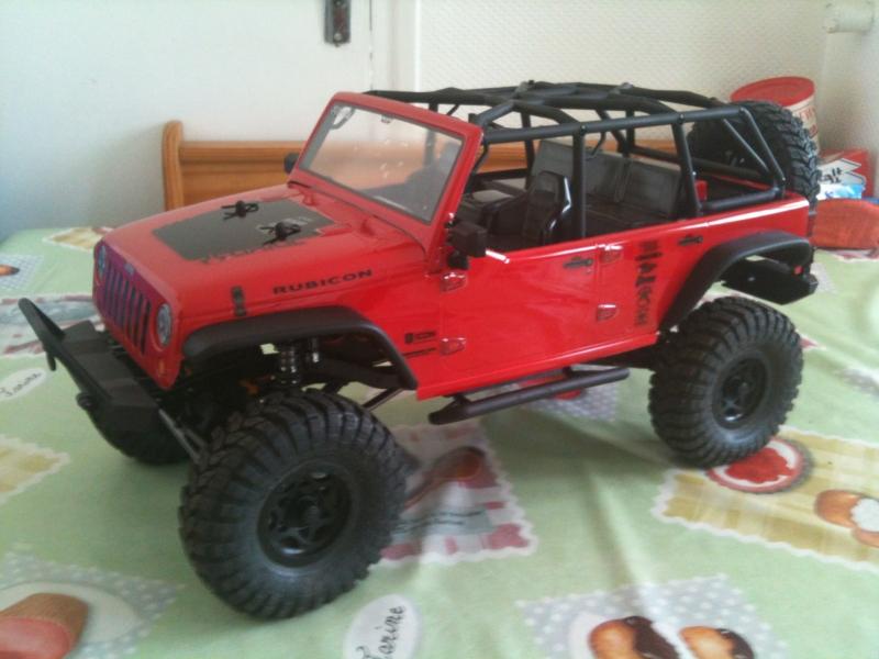 AXIAL SCX10 Jeep Unlimited Rubicon de Nels 13080911062712579111452272
