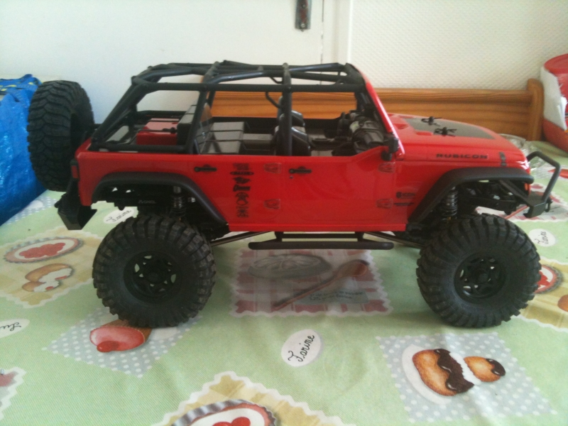 AXIAL SCX10 Jeep Unlimited Rubicon de Nels 13080911065012579111452274