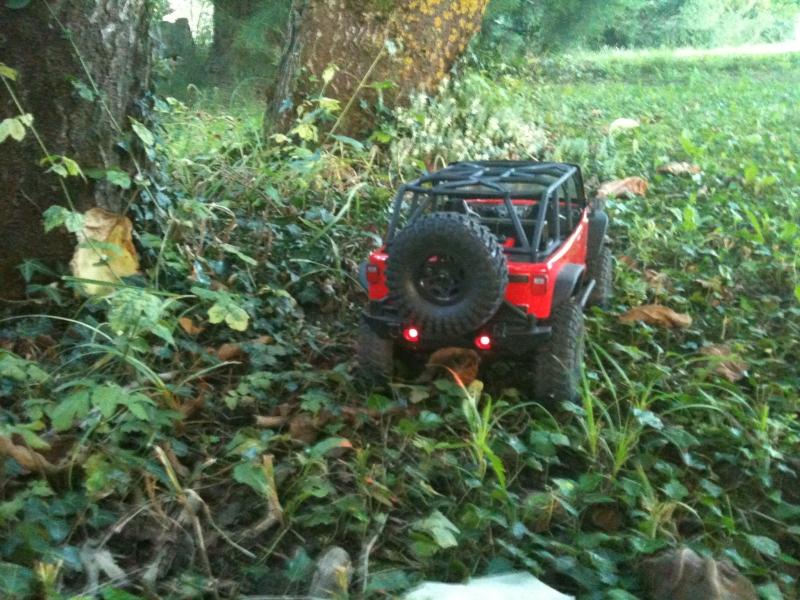AXIAL SCX10 Jeep Unlimited Rubicon de Nels 13081205523512579111458792