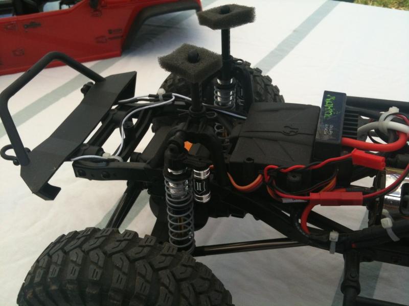 AXIAL SCX10 Jeep Unlimited Rubicon de Nels 13081205543412579111458800
