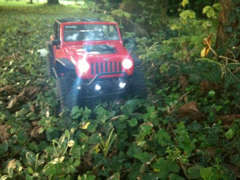 AXIAL SCX10 Jeep Unlimited Rubicon de Nels 13081205550212579111458804