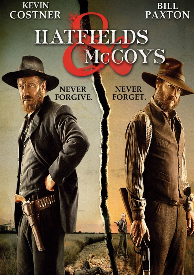 Hatfields & McCoys - Saison 1 |FRENCH| [BDRip] [Complete]
