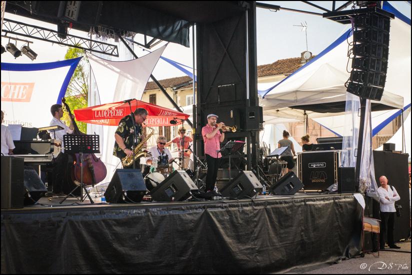 Jazz in Marciac : Ambiances. [+ Ajouts] 13081512560610300811465392