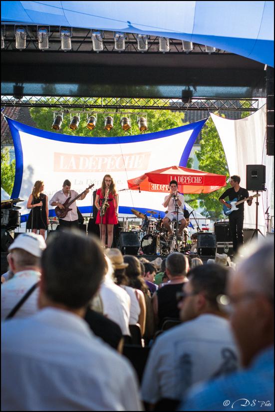 Jazz in Marciac : Ambiances. [+ Ajouts] 13081610442410300811468450