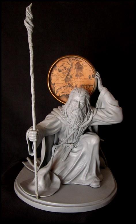 Gandalf statue 1/4 13081805364016083611474800