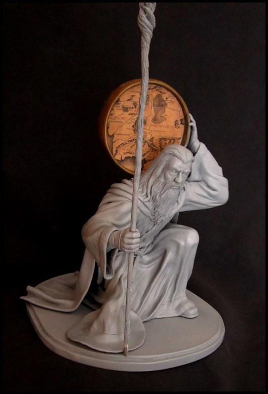 Gandalf statue 1/4 13081805364016083611474801