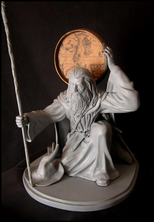 Gandalf statue 1/4 13081805364016083611474802