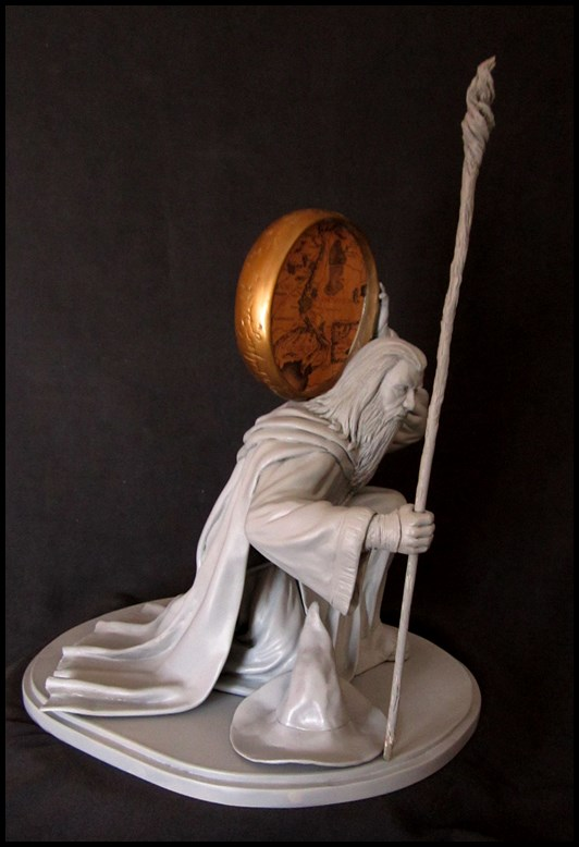 Gandalf statue 1/4 13081805364016083611474803